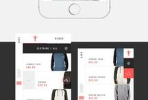 Apps & Mobile Design / Some App Stuff and mobile design.