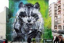 Art - Street art / by Laney