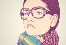 Illustration / Damn good looking Illustrations!
