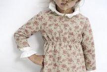 What to wear - Girls / Colores y estilos que me gustan para fotografiar niñas entre 5 y 9 años...