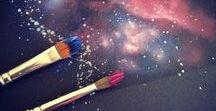 Paint _ ing / Ζωγραφίζοντας