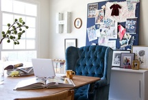 Office / Craft Room / by Rachael Johnson