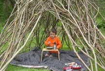 Forts, Play Structures, & Outdoor Fun