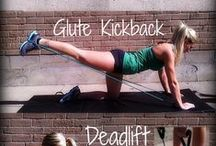 fitness  / by Megan Kelley