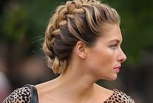 Gorgeous Updos / Updo hairstyles.  We love everything about these feminine, whimsical, romantic updos! / by StyleBistro