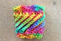 My finished projects / This is a collection of my finished crochet projects. / by Crochetbug