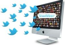 #twitter / El fascinante mundo de la mayor plataforma microblog y todas sus novedades.. / by Jag Tomas