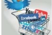 #ecommerce / Todas las amplias posibilidades de las tiendas virtuales online, catálogos, social ecommerce, etc... / by Jag Tomas