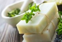 """Natural Body Care & Remedies / Choose better body care products. Just because the label says """"gentle"""" or """"natural"""" doesn't mean a product is safe OR for pregnancy. Look your products up on EWG's CosmeticsDatabase.com. Read the ingredients and avoid triclosan, fragrance and oxybenzone.  Better yet, let's make our own!  Find more under at http://www.changes4charlie.com/going-green/natural-body-care-and-remedies/ / by Charlie"""