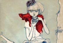 Weird and Wonderful / by Amanda Kimble-Evans