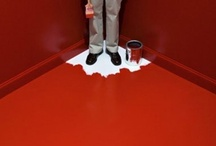 Red / by Jean Jacques DE BOCK