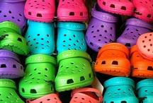 #foot locker #crocs / Que me gustan... que tengo....que no tengo... / by Jag Tomas