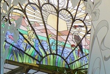 Art - Stained Glass / by Beverly Gilson