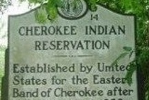 People - Cherokee - Trail Of Tears / My Dads Grandfather was Cherokee Indian / by Beverly Gilson