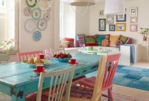 Living & Eating Spaces
