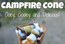 Camping Fun & Campfire Recipes