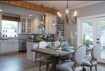 Kitchen counter / Top ideas for the kitchen.