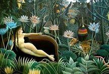 Le premier art moderne  / romantisme, impressionnisme, expressionnisme. / by moxie moksi