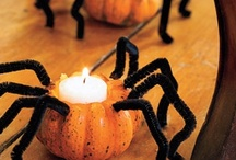 Halloween for Kids/Teens: Crafts, Parties, Foods & More / by Gina St. Aubin