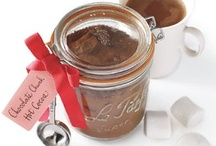 Jars 4 Gifts  / Simple and inexpensive! Decorate as you wish.  / by Charlie