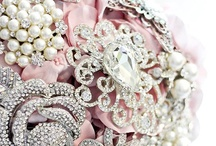 Wedding Brooch Bouquet / by Beverly Gilson