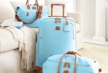 Travel Bags & Travel Accessories / by Martha Coffey