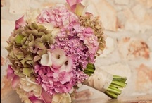 Wedding Flowers, Bouquets & Boutineers / by Beverly Gilson