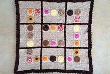 Cookie-dough-ku / This is a visual diary of my efforts to make a cookie-based sudoku puzzle. / by Crochetbug