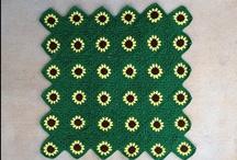 Sunflowers for sarcoma awarness / by Crochetbug