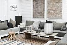 DECO - Outdoor / Decoracion de casas de verano y porches
