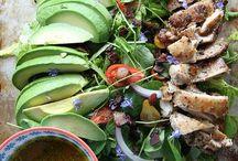Salad Mains