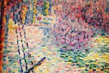 néo impressionisme / by moxie moksi