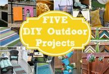 Outdoor D.I.Y / by Jaysmonkey .