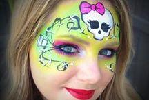 Face painting  / by Tanna Taubenheim