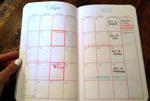 Planners / by Lindalawen