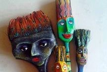 Art and Craft ideas / by Beverly Gilson