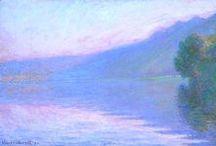 C. Monet / by moxie moksi