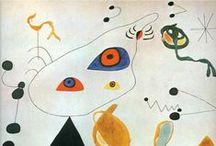 J. Miró / by moxie moksi