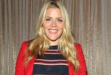 *Maternity Style: Busy Philipps*