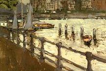 E. Vuillard / by moxie moksi