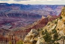 Nebraska to Grand Canyon Trip / by Rebecca McConnell