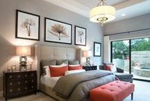 Restful Retreats / Master Bedroom and Guestroom Design Ideas / by Rebecca McConnell