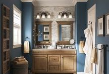 Wonderful Washrooms / Bathroom and Laundry Room Design Ideas / by Rebecca McConnell