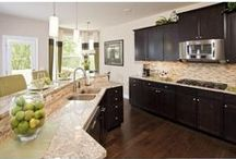 Kitchen Envy / Kitchen and Dining Design / by Rebecca McConnell