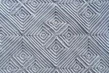 Rhapsody in gray / This board documents my progress on a large, gray, crocheted blanket / by Crochetbug
