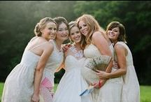 Bridal Party / Ideas for your Bridal Party:  Gifts :: Fashion :: Etc / by Bethany and Dan Photography