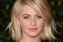 Julianne Hough Hair / Pictures of Julianne Hough with different hairstyles, including long hairstyles, medium hairstyles, short hairstyles, updos, braids, and more.