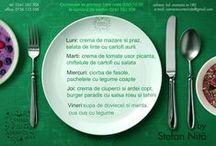 Meniul saptamanii la Camara cu Merinde / #meniu saptamanal #raw #vegan la @camaracumerinde http://www.camaracumerinde.ro/meniu/