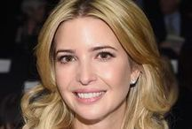 Ivanka Trump Style / Ivanka Trump dresses, hairstyles, and best red carpet moments.  Ivanka Trump is the daughter of former model Ivana Trump and real estate developer Donald Trump.