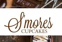 S'mores / Don't need a campfire to make these delicious treats
